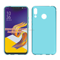 clear Transparent soft mobile phone case for Zenfone 5z ZS620KL ZE620KL tpu back cover