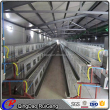 Low Cost Prefab steel structure Poultry Farm shed chicken house for layer and broiler