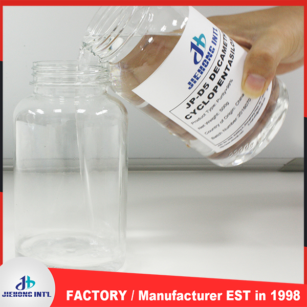 Petroleum Additives raw material Polydimethyl siloxane fluid/PDMS