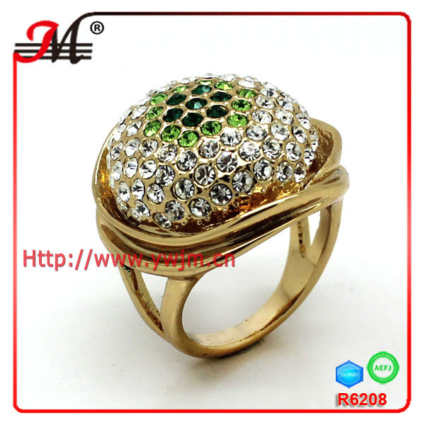 R6208 Fashion size 13 rings for women