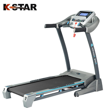 factory BSCI approved automatic incline power fit treadmill