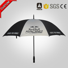 NEW & unique Golf Club Waterproof Fabric Umbrella With Bag Cover