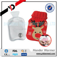 Japan Liquid Reusable Hand Warmer with MSDS