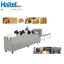 Snack Food Cereal Bar Maker Machine Equipment Production Line For Sale