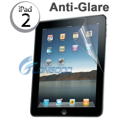 Brand new Waterproof ultra-thin premium LCD screen protector for ipad