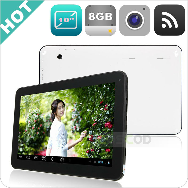 Made-in-China 10.1inch Mass production Buletooth / wifi /1g /8g tablet pc p1000