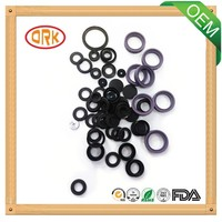 black Silicone good tensile rubber gasket seals