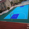outdoor Polypropylene quick lock volleyball court floor
