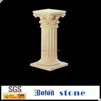 Artificial Stone Decoration Material Roman Pillars Column Molds For Sale