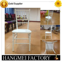 white wood party hotel wedding banquet rental Chiavari Silla Tiffany chair