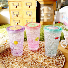 Alibaba Elegant Straw Cup Custom Printed Mugs For Sublimation