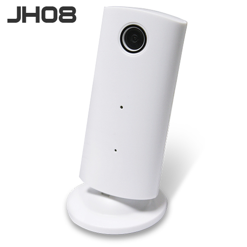 JH08 wi-fi smart home monitor remote control with motion/noise detect two way talk monitor
