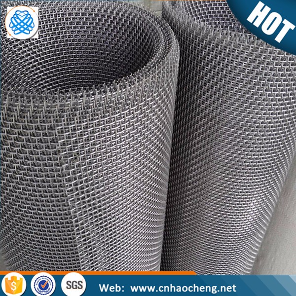 4 mesh pure molybdenum woven wire mesh screen for glass burner