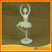 Dancing Resin Ballet Sculpture,Decoration Simple Dancer Resin Sculpture,Furnishing Ballet Sculpture Figurine