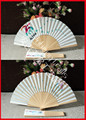 Custom Souvenirs Spanish Wood Fan
