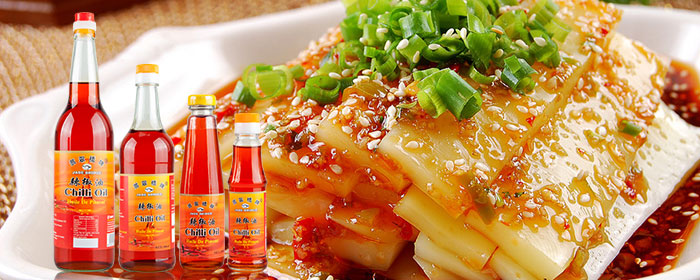 500ml Chinese Spicy Cuisine Chili extract Oil