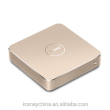 KOMAY Hot-selling Low cost WIFI V1 MINI PC Intel-Apollo Lake N3450 ROM 64GB USB and OTG cable mini PC