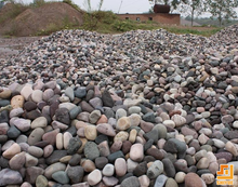Unpolished Large River Rock Pebbles Stones