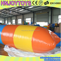 PVC water absorbing pads, water mattress pad, inflatable water launch pad
