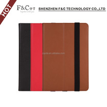 Auto sleep/wake function smart leather case tablet cover for ipad mini 4