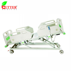 New design ICU Five function electric hospital bed with Angle indicators