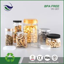 manufacturers oem food fruit wrapper plastic takeaway containers water bottle round 1 oz spice jars