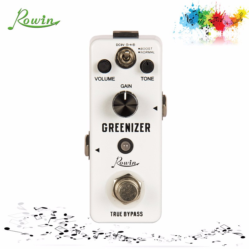 Greenizer effect guitar pedal LEF-323 guitar effect pedal fit guitar kit