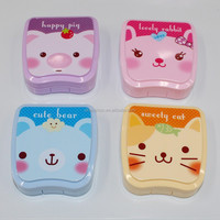 YT1204 Unique Animal Cute Contact Lens Case