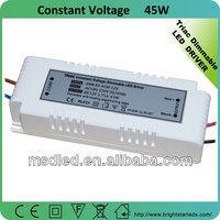 12v led light driver ,45w 24v led light power supply,45w led light transformer made in china