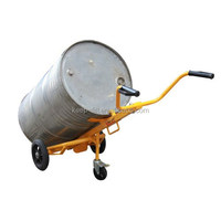 YING-LIFT 3 WHEEL DRUM TRUCK, MECHANICAL DRUM CARRIER