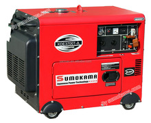 3kw KDE3700TA single phase electric start with ATS small portable super air-cooled silent diesel generation