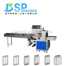 Automatic Ice Lolly Packing Machine Ice Cream Packaging Machine
