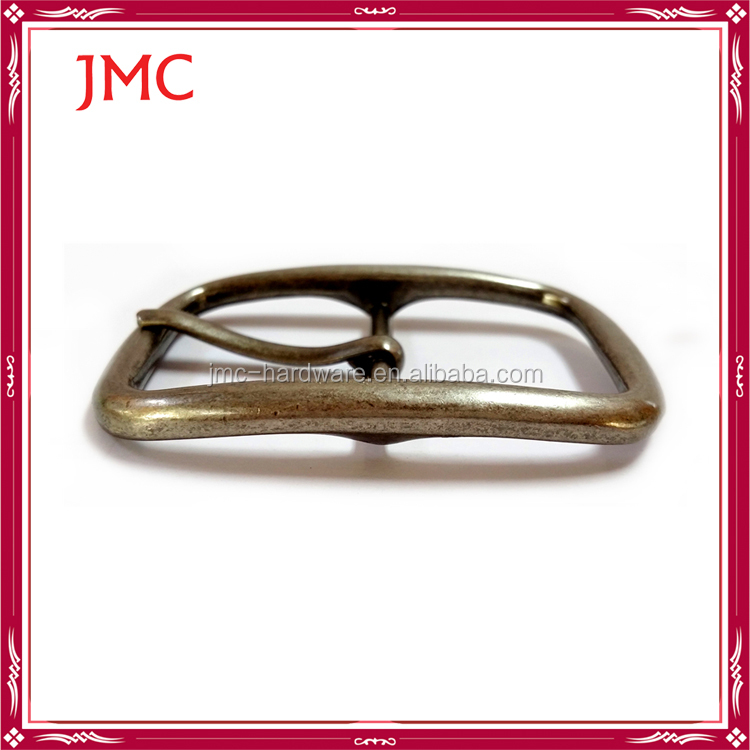 Solid brass Material and Pin Buckle Style Taiwan belt buckle