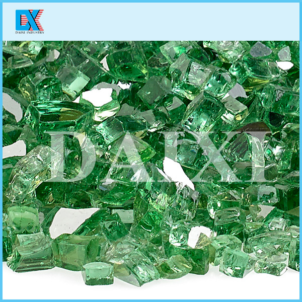 China Tempered Reflective Fire Glass