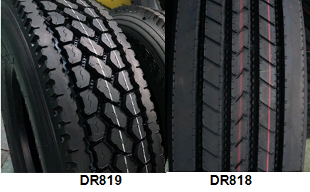 semi truck tires 11r24.5, 295/75r 22.5, 11r22.5, 12r22.5 heavy duty trailer tires steer drive tire with DOT, SMARTWAY