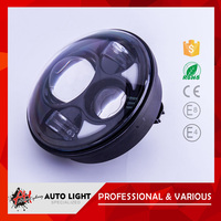High Quality Best Price Wholesale 5Inch Ip67 Low/High Beam Off Road Led Headlight Motorcycle