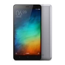 Big Letters Cell Xiaomi Redmi Note 3 Red Mi Note3 Very Slim Feature Octacore 2GB 16GB or 3GB 32GB Android Smartphone Phone