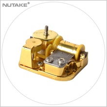 18 note Wholesale Top Wind Up Custom Music Box Movement