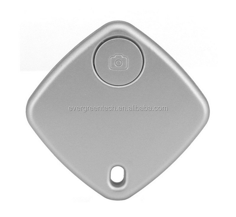 2016 New bluetooth key finder anti lost tracker mini bluetooth smart GPS tracker for kids