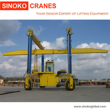 travel lift 50 ton mobile gantry crane