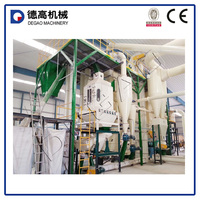 CE Certificated bamboo Pellet Processing Lines
