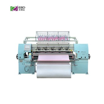 YBD64-3 high efficiency Computerized Quilting Machine,Blanket Sewing Machine,Sewing Machine Domestic