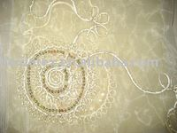 WHOLESALE LACE FABRIC EMBROIDERY BORDERS