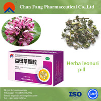 Women health care product made of Natural dried Motherwort herb/Yi mu cao