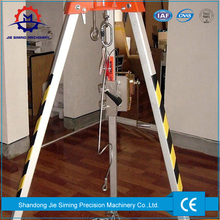 Durable working , Aluminum Miller Safety Tripod for sale