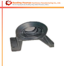 OEM GG20/GG25 Sand Casting Brake Disc For Automobile