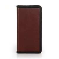 leather wallet case for iphone 7 , PU leather flip mobile phone case for iphone6s