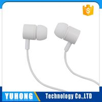 3.5mm wired Smart mobile stereo headphone wholesale For LG G5