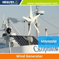 Wind electric generator Solar wind power generator Wind turbine motor