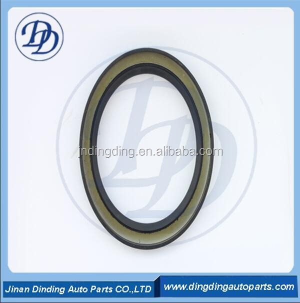 Truck spare parts front axle oil seal 23E-01058 for Dong feng Truck